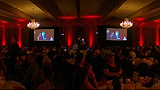 Audio Video Lighting For Grad Banquet in Skyview Ballroom
