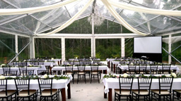 Wedding Projector & Screen Rental