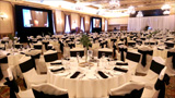 Fort Garry Hotel Grand Ballroom Video Screens for Banquet