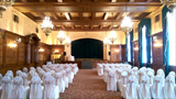 Sound System for a Wedding Ceremony at Fort Garry Hotel Concert Ballroom