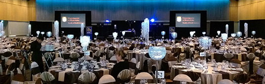 Audio Visual for Banquets & Receptions