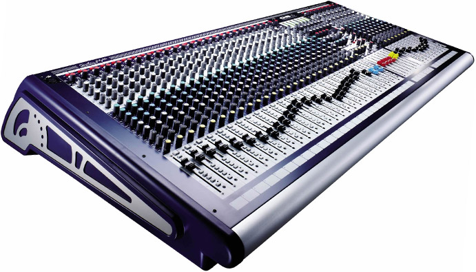 Soundcraft GB4 Sound Board
