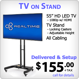 TV Rental Winnipeg