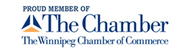 Proud Member of The Winnipeg Chamber of Commerce